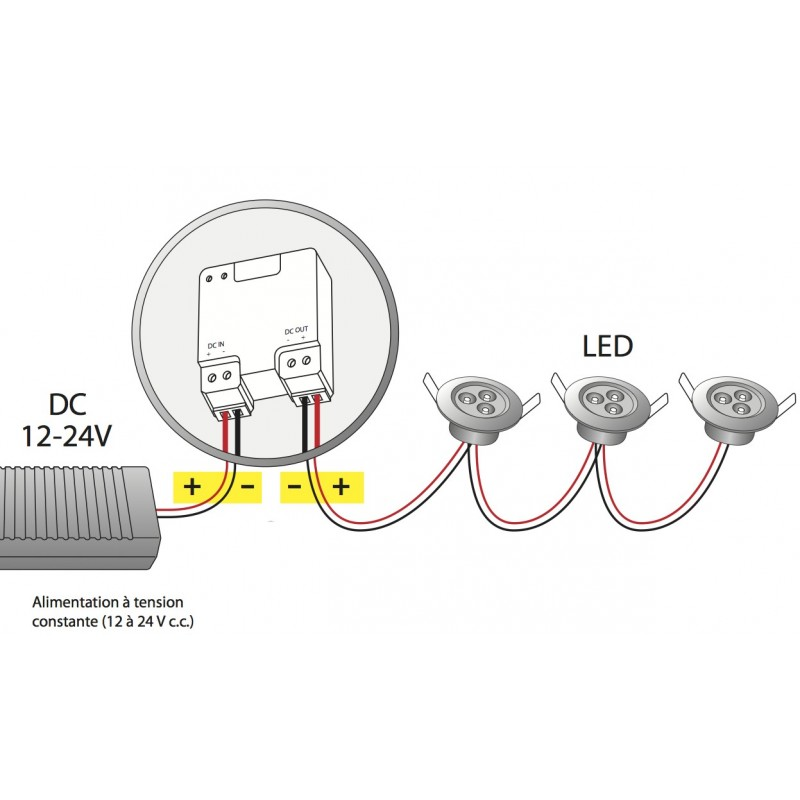 Spot Ceiling Led 12 24v Pictures to pin on Pinterest