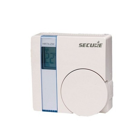 SECURE SRT321 - Thermostat mural Z‑Wave (Horstmann HRT4-ZW)