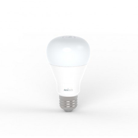 Domitech zbulb ampoule led sans fil dimmable z wave - Ampoule led dimmable ...