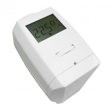 Eurotronic Comet - Tête thermostatique sans-fil Z-Wave