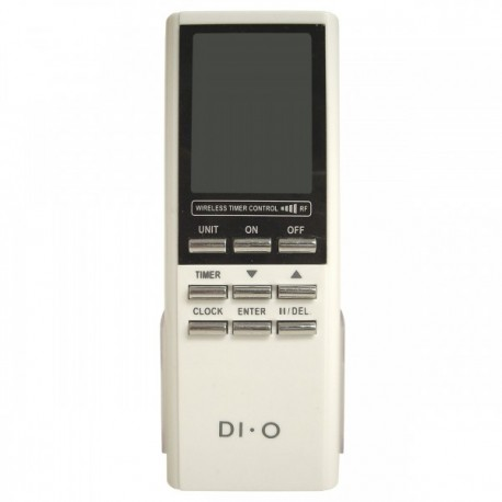 CHACON DiO 54771 - Télécommande programmable 16 canaux 433 MHz