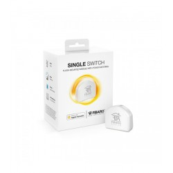 Fibaro FGBHS-213 - Micromodule commutateur Homekit Fibaro Single Switch