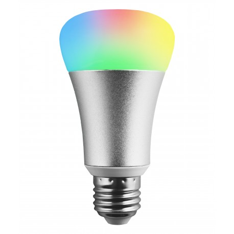 Ampoule LED E27 multicolore RGBW Z-Wave Plus - HANK HKZW_RGB01