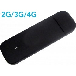 CLÉ 2G/3G/4G COMPATIBLE EEDOMUS ET JEEDOM (CHIPSET HUAWEI E3372) - WIZELEC