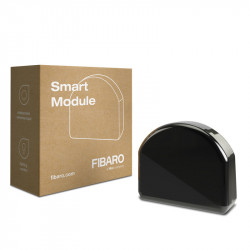 Produit reconditionné : Fibaro FGS-214 Smart Module - Micromodule Z-Wave Plus à contact sec simple sortie On/Off