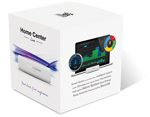 Box domotique ZWave Fibaro HC2 Lite Home Center Lite