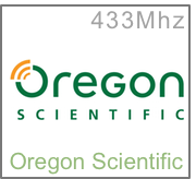 Oregon Scientific 433 MHz