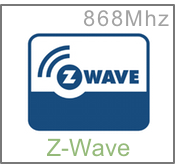 Technologie domotique sans-fil Z-Wave 868Mhz