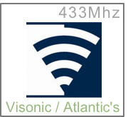 Technologie domotique sans-fil Visonic / Atlantic's