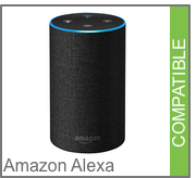Compatible Amazon Echo / Alexa