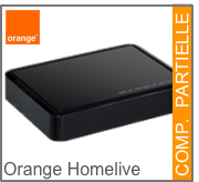 Compatible Orange HomeLive