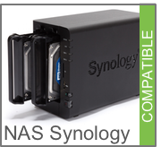 Compatible NAS Synology