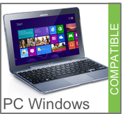 Compatible PC sous Windows