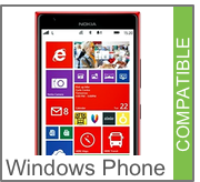 Compatible Windows Phone