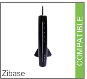 Compatible avec la box domotique Z-Wave (Zwave) Zibase de