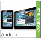 Compatible Smartphones Android