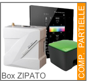 partiellement compatible zipabox